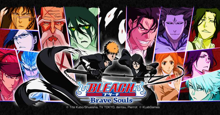 MOD ONE HIT | GOD MOD GAME BLEACH BRAVE SOULS